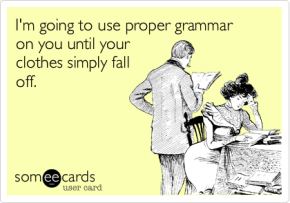 """U s0 sExi"" – Why SpellingMatters"