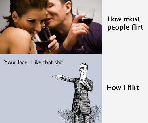 flirting massasje tips