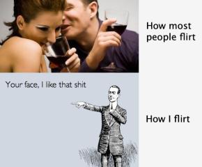 Rules for Flirting