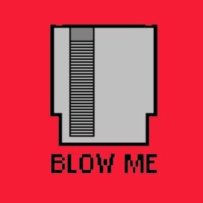 Oh I blew… I blewhard.