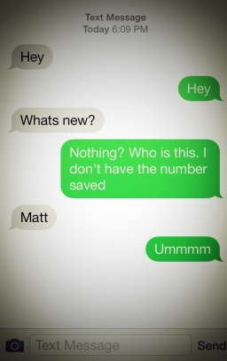 Forgotten Number