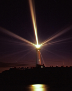 Are You a Lighthouse or the BermudaTriangle?