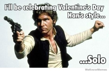 Han Solo V-Day